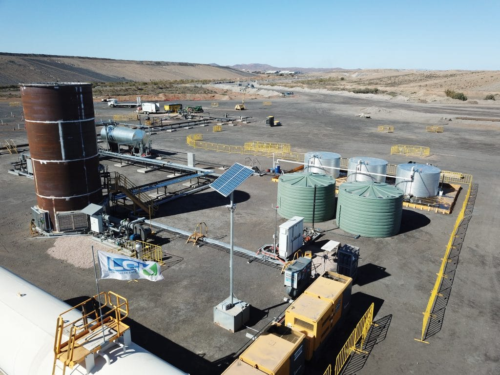 Leigh Creek Energy Project (LCEP)