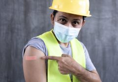 Vaccines for resources workers